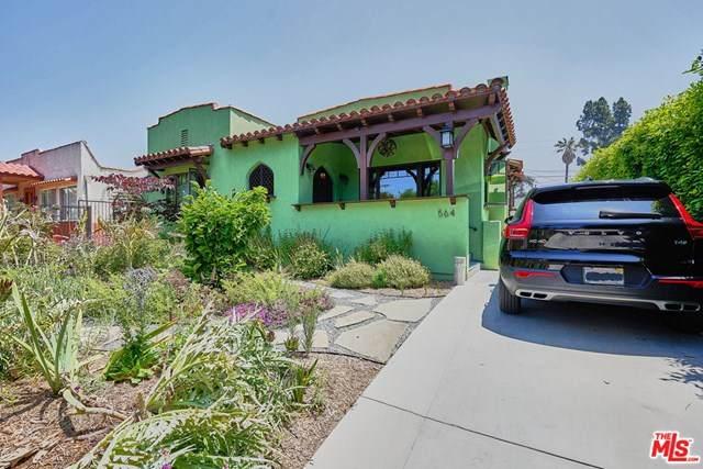 564 N Plymouth Boulevard, Los Angeles (City), CA 90004 (#20585106) :: Legacy 15 Real Estate Brokers