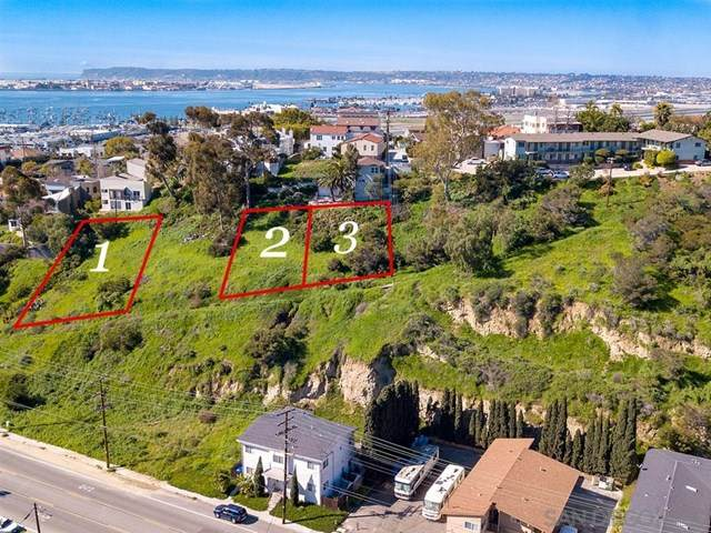 Reynard Way, San Diego, CA 92103 (#200025109) :: American Real Estate List & Sell