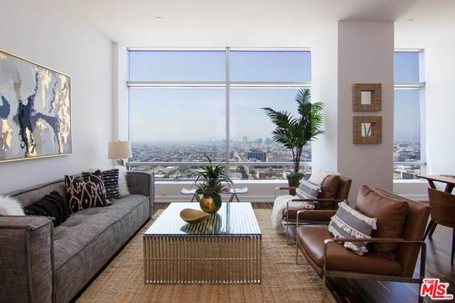 900 W Olympic Boulevard 28E, Los Angeles (City), CA 90015 (#20585416) :: Crudo & Associates
