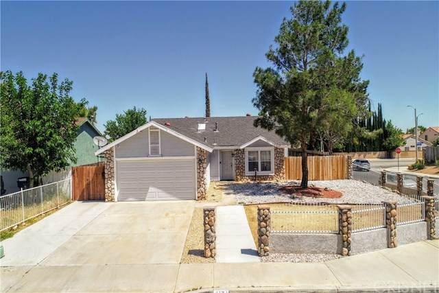 2121 Moonflower Court, Palmdale, CA 93550 (#SR20103568) :: Rogers Realty Group/Berkshire Hathaway HomeServices California Properties