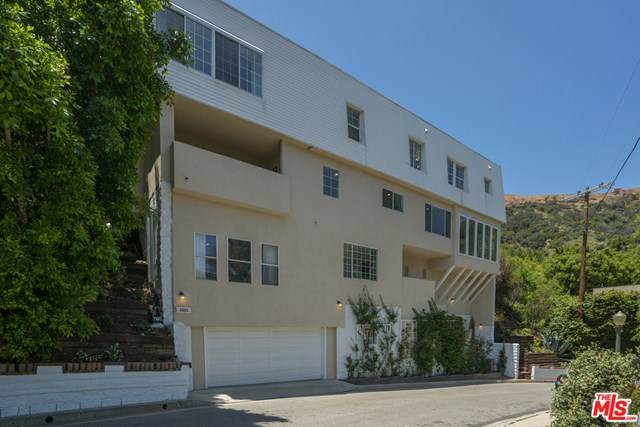 9665 Heather Road, Beverly Hills, CA 90210 (#20585304) :: Powerhouse Real Estate