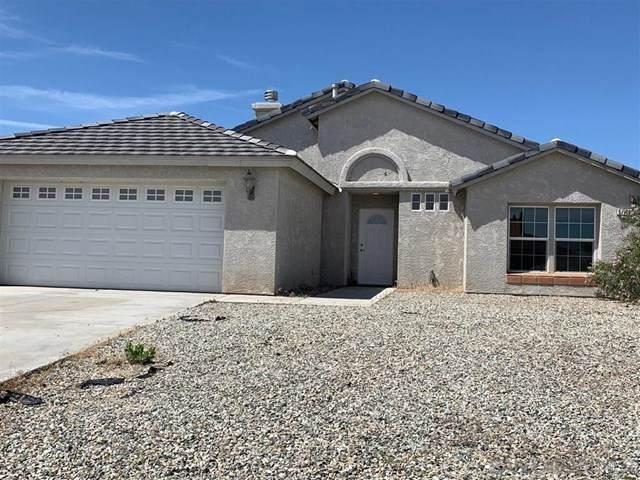 57131 Juarez Drive, Yucca Valley, CA 92284 (#200025136) :: Crudo & Associates