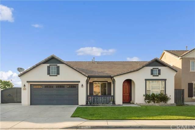 2941 Cherry Laurel Lane, San Jacinto, CA 92582 (#OC20104606) :: RE/MAX Empire Properties