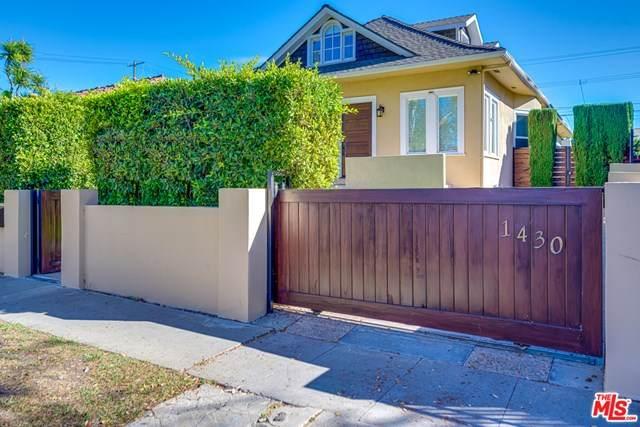 1430 Carmona Avenue, Los Angeles (City), CA 90019 (#20585470) :: Z Team OC Real Estate