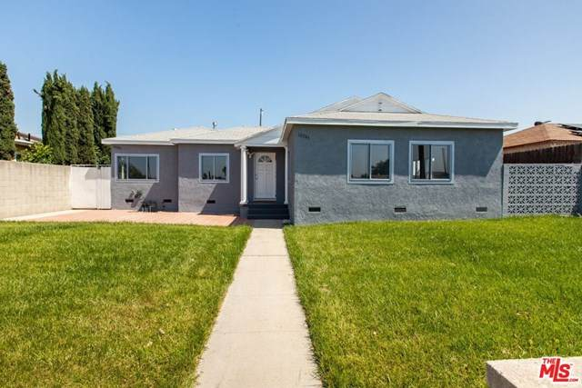 10745 Saticoy Street, Sun Valley, CA 91352 (#20584392) :: Sperry Residential Group