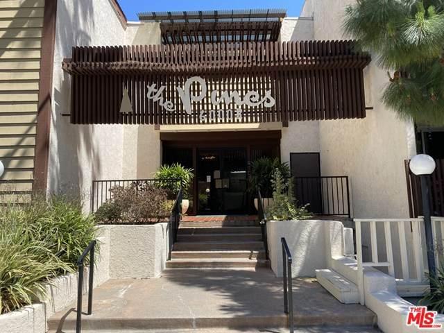 6000 Canterbury Drive #205, Culver City, CA 90230 (#20581142) :: Berkshire Hathaway HomeServices California Properties