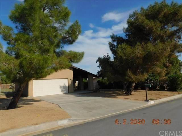7414 Goleta Avenue, Yucca Valley, CA 92284 (#JT20105631) :: Berkshire Hathaway HomeServices California Properties