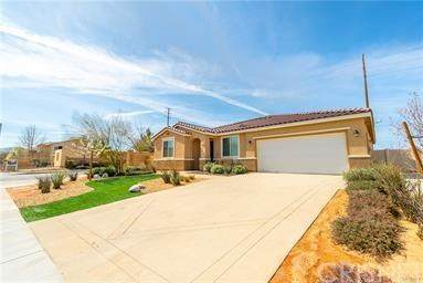 37841 Nova Avenue, Palmdale, CA 93552 (#SR20105672) :: Rogers Realty Group/Berkshire Hathaway HomeServices California Properties