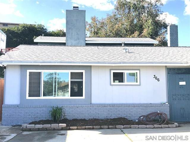 366 68th St, San Diego, CA 92114 (#200025216) :: RE/MAX Masters
