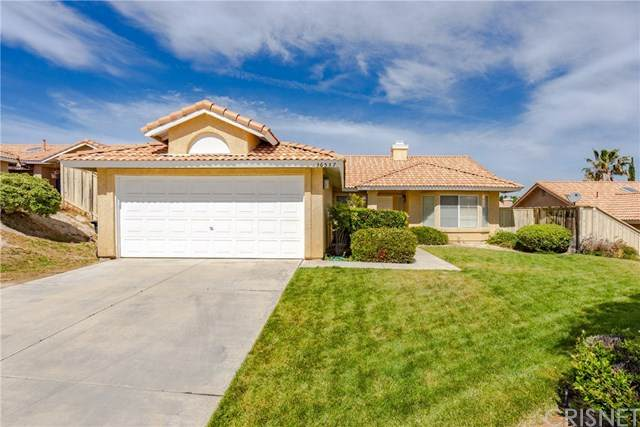 36537 Buckboard Court, Palmdale, CA 93550 (#SR20105713) :: Rogers Realty Group/Berkshire Hathaway HomeServices California Properties
