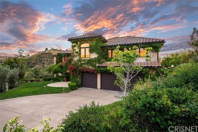 11 Holster Lane, Bell Canyon, CA 91307 (#SR20101775) :: A|G Amaya Group Real Estate