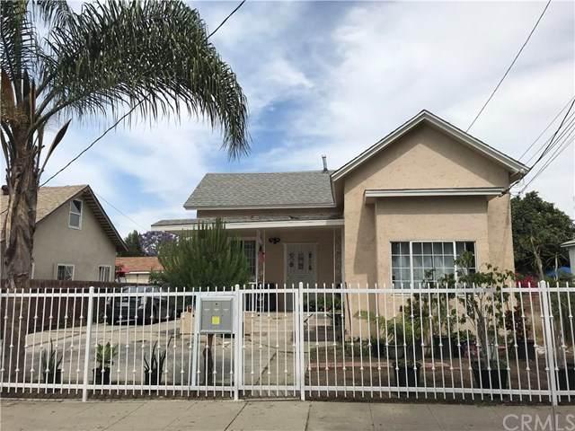 1461 Ricardo Street, Los Angeles (City), CA 90033 (#RS20101264) :: Rogers Realty Group/Berkshire Hathaway HomeServices California Properties