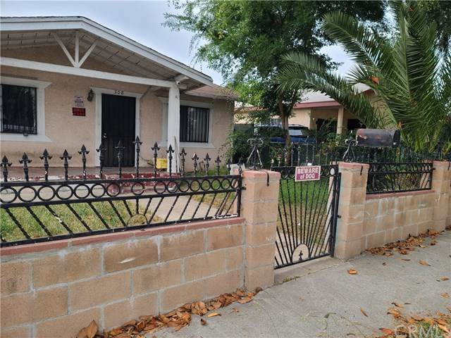 308 W 119 Street, Los Angeles (City), CA 90061 (#PW20104454) :: Rogers Realty Group/Berkshire Hathaway HomeServices California Properties