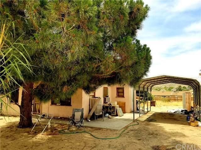 61920 Verbena Road, Joshua Tree, CA 92252 (#JT20105871) :: RE/MAX Empire Properties