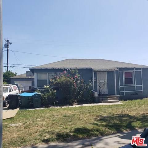 1520 E 124TH Street, Los Angeles (City), CA 90059 (#20585782) :: Crudo & Associates