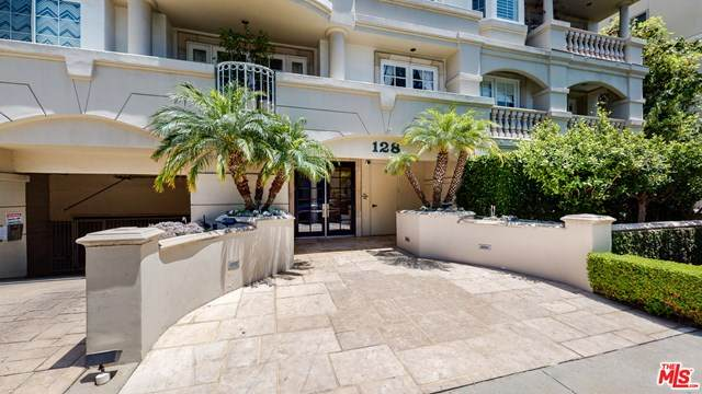 128 N Swall Drive #208, Los Angeles (City), CA 90048 (#20584394) :: Rogers Realty Group/Berkshire Hathaway HomeServices California Properties