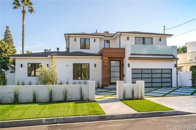 15926 Morrison Street, Encino, CA 91436 (#SR20105927) :: Allison James Estates and Homes