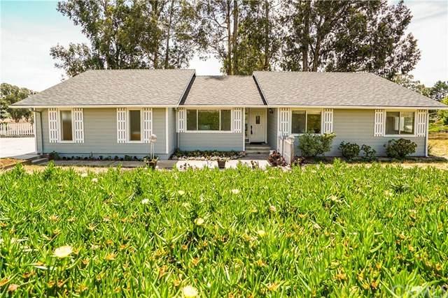 2575 Woodland Hills Road, Arroyo Grande, CA 93420 (#PI20105905) :: Anderson Real Estate Group