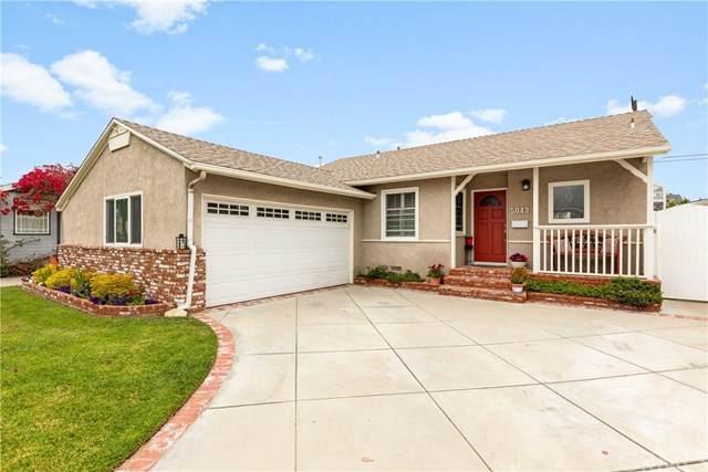 5043 Halison Street, Torrance, CA 90503 (#SB20102965) :: RE/MAX Masters