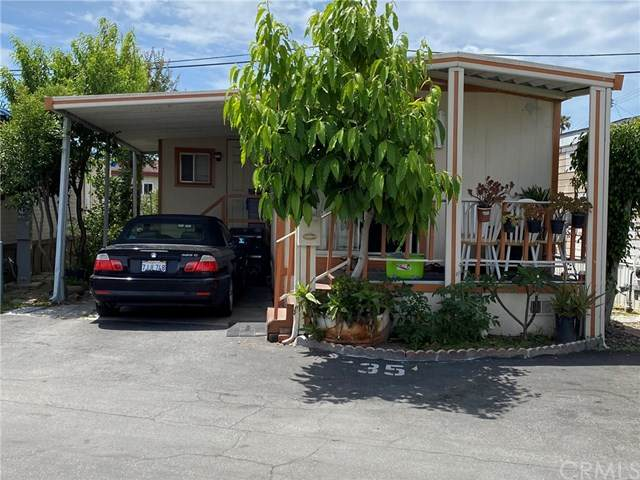 9658 Westminster Avenue #35, Garden Grove, CA 92844 (#PW20105982) :: Laughton Team | My Home Group