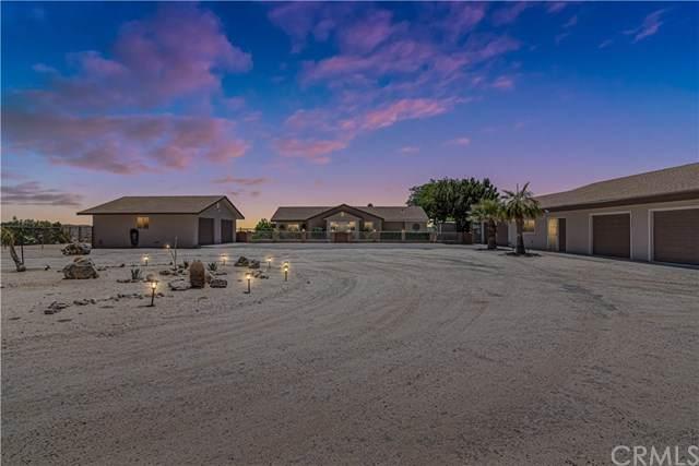 48542 Senilis Avenue, Morongo Valley, CA 92256 (#IV20105899) :: Berkshire Hathaway HomeServices California Properties