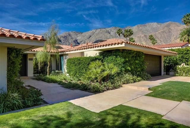 699 Camino Norte, Palm Springs, CA 92262 (#200025265) :: Crudo & Associates