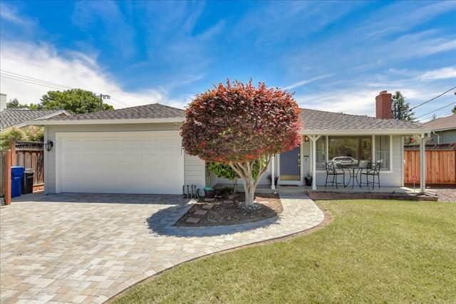 1240 Fewtrell Drive, Campbell, CA 95008 (#ML81794994) :: Go Gabby