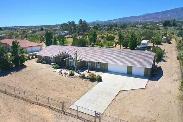 257 Calaveras Road, Pinon Hills, CA 92372 (#525057) :: Anderson Real Estate Group