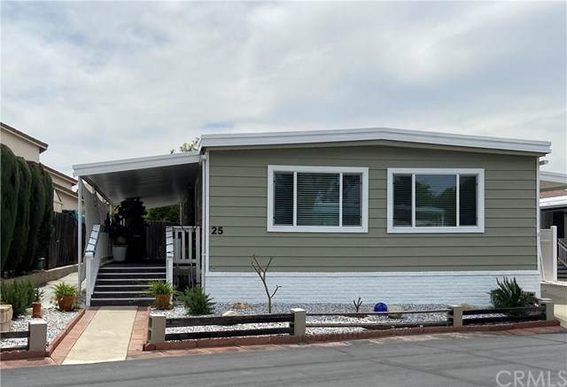 8651 Foothill Boulevard #25, Rancho Cucamonga, CA 91730 (#CV20105362) :: Better Living SoCal