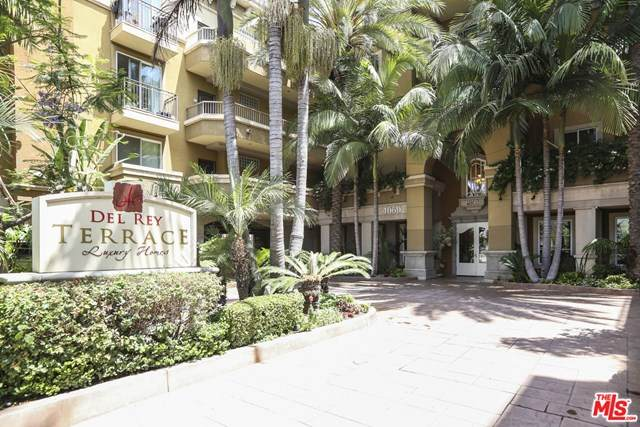 4060 Glencoe Avenue #318, Marina Del Rey, CA 90292 (#20586014) :: Powerhouse Real Estate