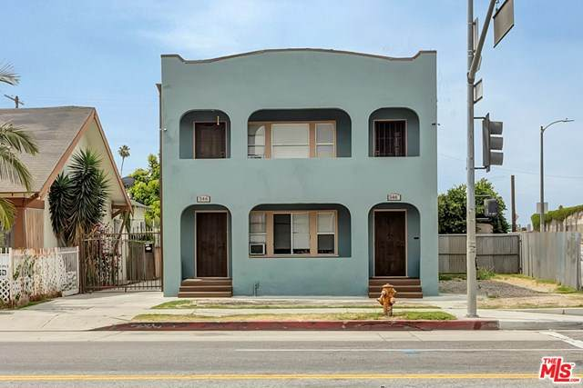 344 W Gage Avenue, Los Angeles (City), CA 90003 (#20585856) :: The Miller Group
