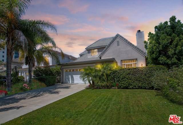 649 S Citrus Avenue, Los Angeles (City), CA 90036 (#20585404) :: The Miller Group