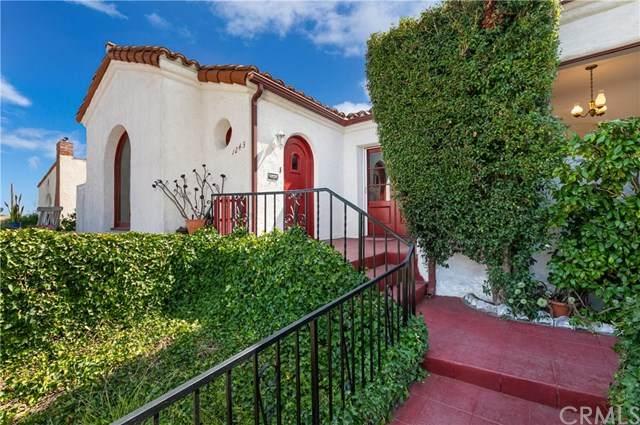 1243 W 13th Street, San Pedro, CA 90731 (#OC20106540) :: RE/MAX Masters