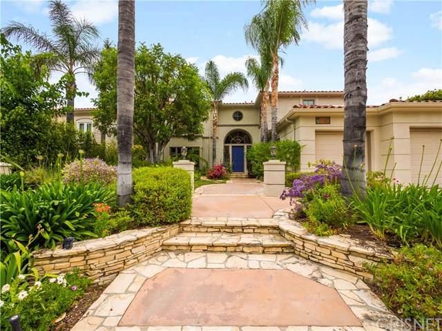 3758 Avenida Callada, Calabasas, CA 91302 (#SR20105655) :: Berkshire Hathaway HomeServices California Properties