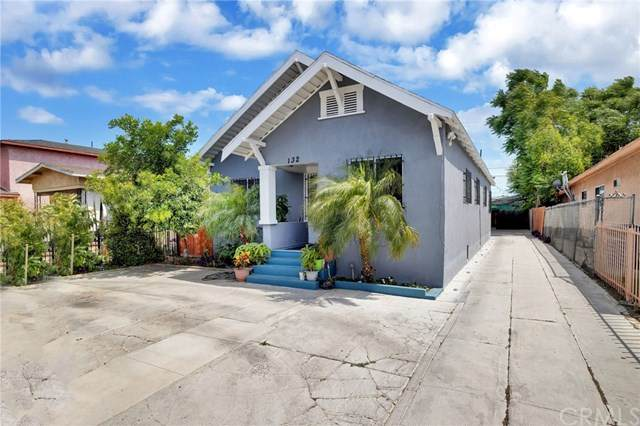 132 W 84th Place, Los Angeles (City), CA 90003 (#PW20106723) :: RE/MAX Empire Properties