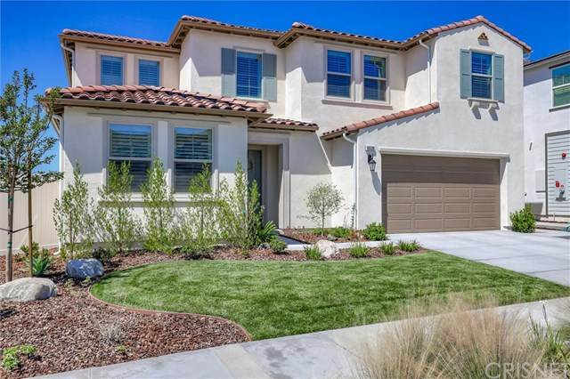 18320 Cachet Way, Saugus, CA 91350 (#SR20099971) :: Blake Cory Home Selling Team