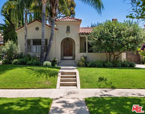 330 S Mansfield Avenue, Los Angeles (City), CA 90036 (#20585216) :: Legacy 15 Real Estate Brokers