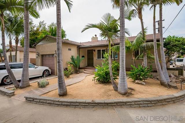 604 W Maple St, San Diego, CA 92103 (#200025397) :: RE/MAX Masters