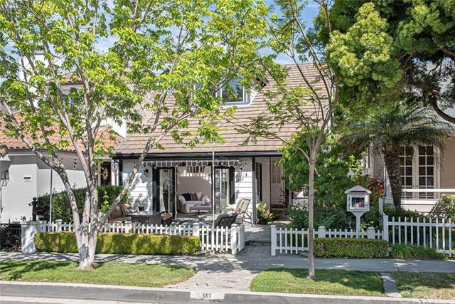 607 Dahlia Avenue, Corona Del Mar, CA 92625 (#NP20105592) :: Wendy Rich-Soto and Associates