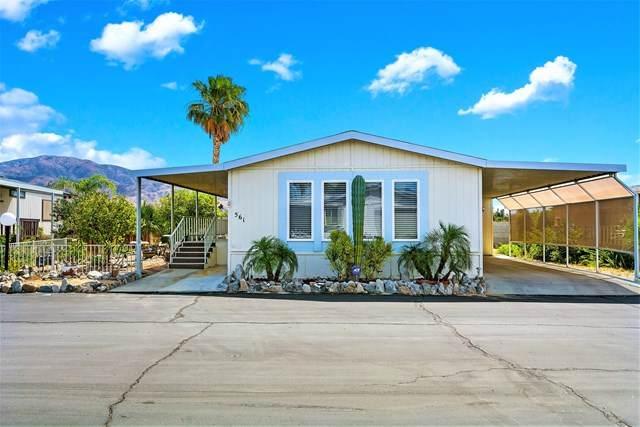 74711 Dillon Rd #561, Desert Hot Springs, CA 92241 (#219043974DA) :: Z Team OC Real Estate
