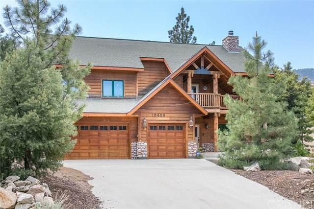 15408 Live Oak Way, Pine Mountain Club, CA 93222 (#SR20104242) :: Wendy Rich-Soto and Associates