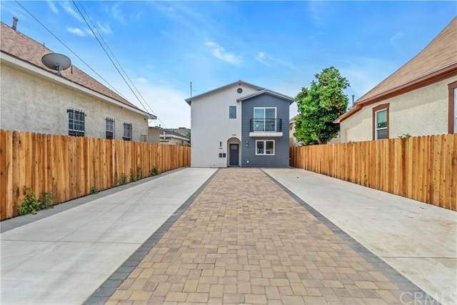 638--640 E 21st Street, Los Angeles (City), CA 90011 (#DW20106917) :: Re/Max Top Producers