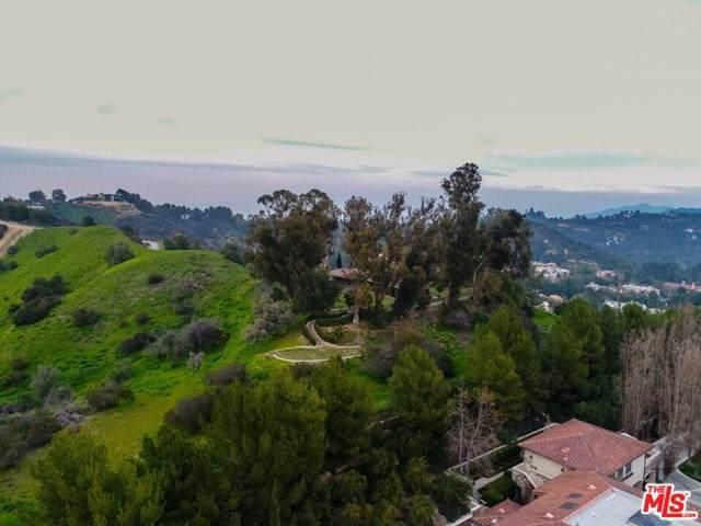 2601 Summitridge Drive, Beverly Hills, CA 90210 (#20585838) :: Powerhouse Real Estate
