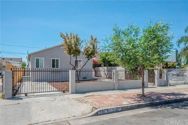 216 E 94th Street, Los Angeles (City), CA 90003 (#DW20107075) :: Crudo & Associates
