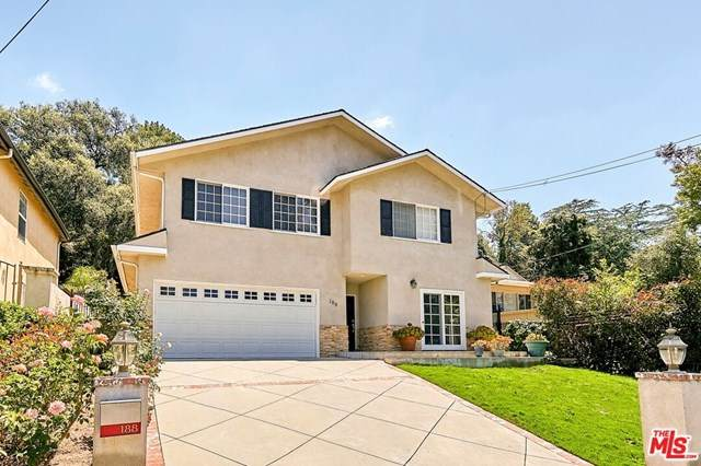 188 California Terrace, Pasadena, CA 91105 (#20581464) :: Berkshire Hathaway HomeServices California Properties