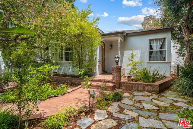 3020 Kelton Avenue, Los Angeles (City), CA 90034 (#20585674) :: Powerhouse Real Estate
