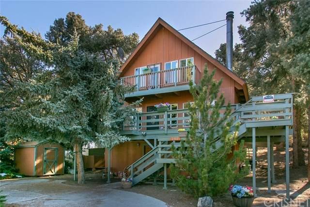 2312 Dom Court, Pine Mountain Club, CA 93222 (#SR20107353) :: Wendy Rich-Soto and Associates