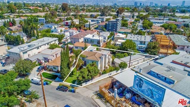 8633 Hervey Street, Los Angeles (City), CA 90034 (#20586712) :: Allison James Estates and Homes