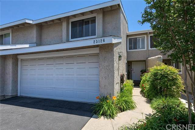 23126 Yvette Lane, Valencia, CA 91355 (#SR20107375) :: Allison James Estates and Homes