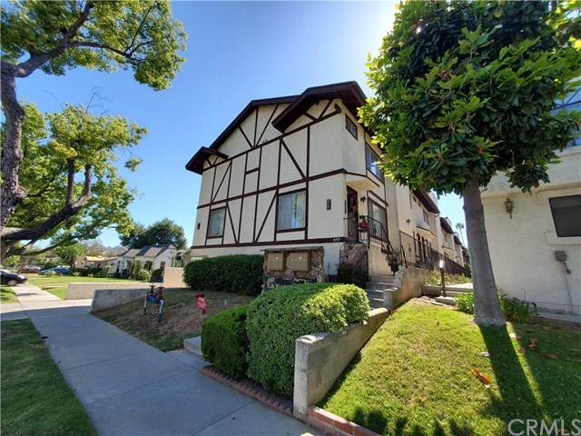 317 La France Avenue #1, Alhambra, CA 91801 (#WS20107468) :: The Marelly Group | Compass